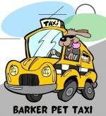 Barker Pet Taxi